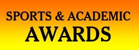 Sports & Academic Awards